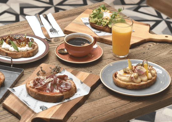 Tapas Brindisa Soho opens for breakfast