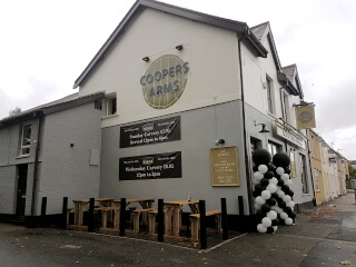 Swansea City fans welcome pub reopening after refurb
