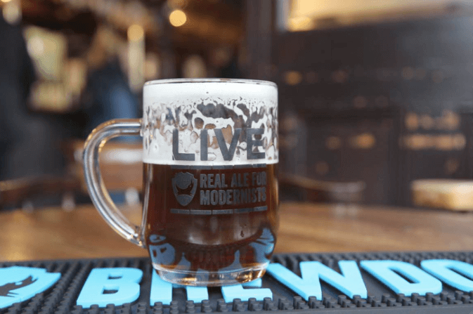 Nicholson's pubs launch BrewDog beer