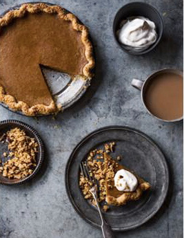 Bake Off winner to serve up Thanksgiving spread at Mondrian London