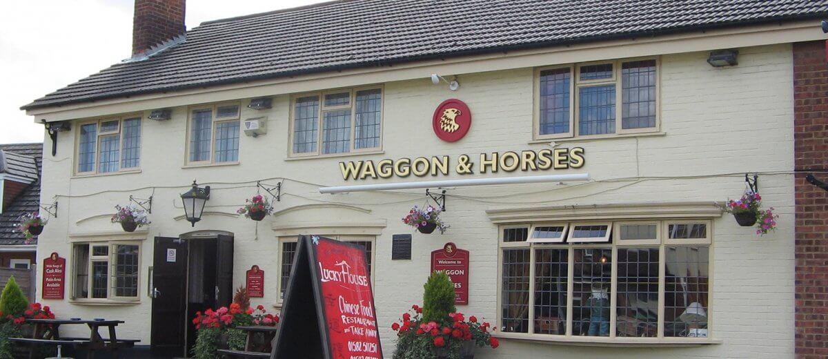 Waggon & Horses, Barton-Le-Clay