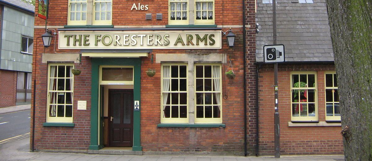 Foresters Arms, Bedford