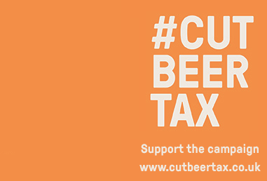 Cut beer tax campaign moves into Parliament