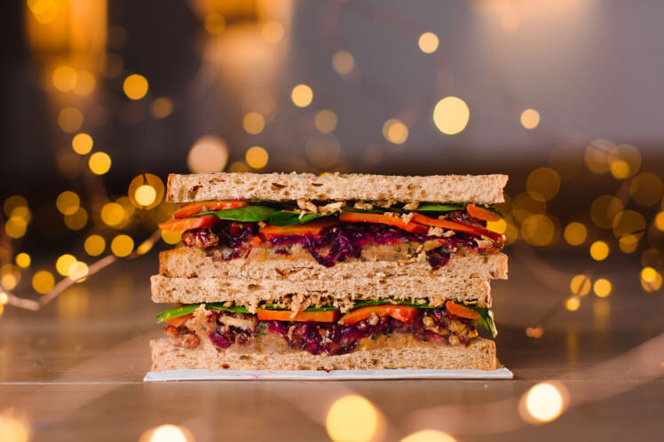 EAT unveils Christmas menu