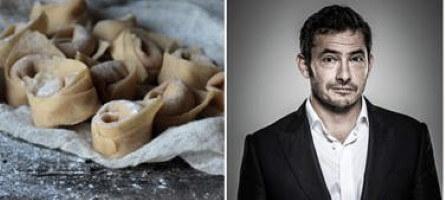Royal Exchange partners with Pasta Evangelists for masterclass & Giles Coren feast