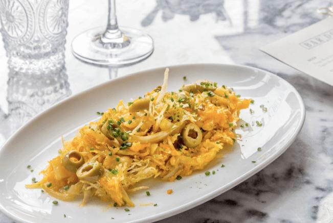 Critically acclaimed Bar Douro launches winter menu