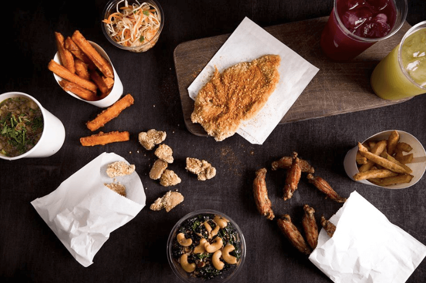 Taiwanese-style fried chicken eatery pops up in Camden