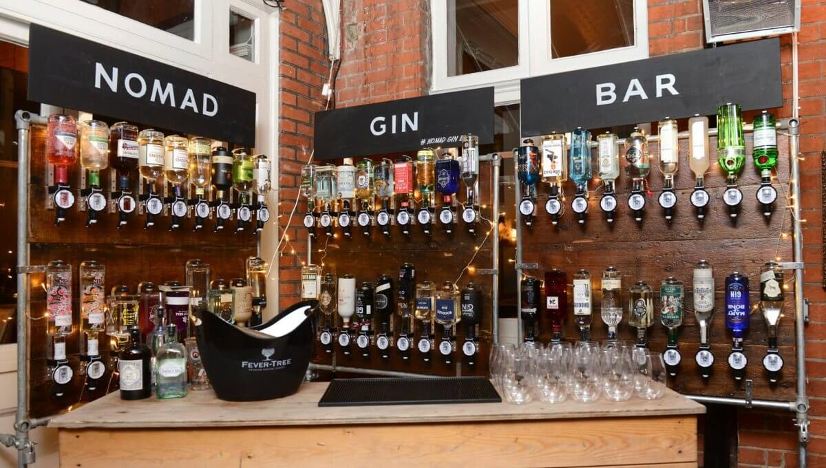 Capital Pub Company launches Nomad Gin Bar