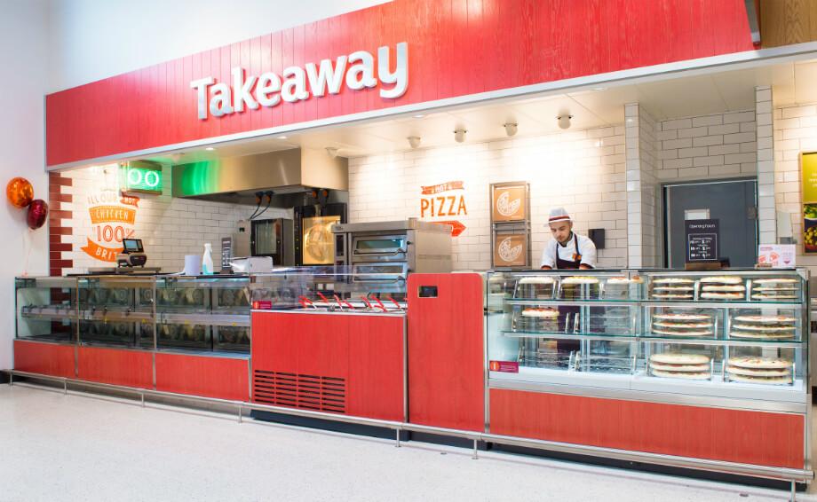 Sainsburys trials takeaway ordering service