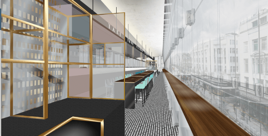 Rhubarb to open restaurant in Londons transformed Centre Point