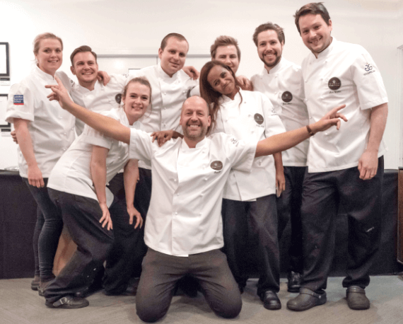 Lexington Catering reveals LexChef 2017 winner