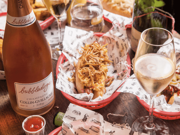 Bubbledogs launches festive favourites & fizz