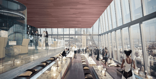 Rhubarb to open first international sites at NYC Hudson Yards