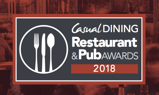Casual Dining Pub & Restaurant Awards 2018 finalists revealed