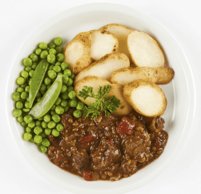 Steamplicity launches new hospital dishes