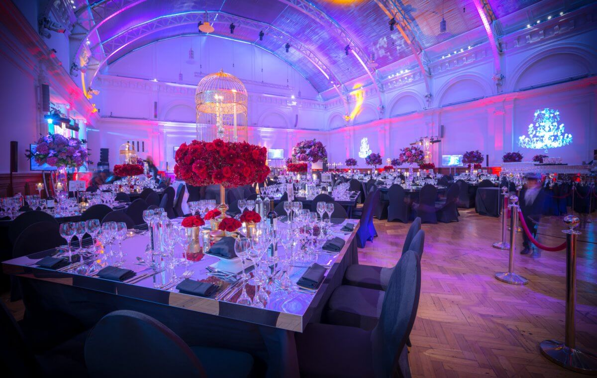 Royal Horticultural Halls announces nine new catering partners