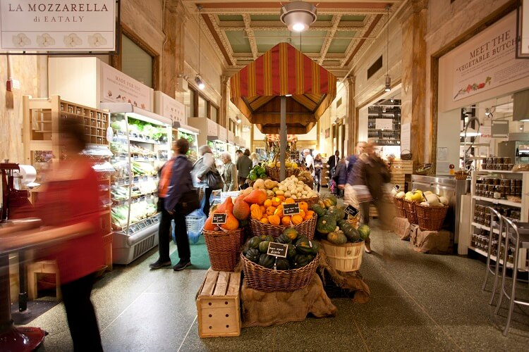 Eataly reportedly planning London launch