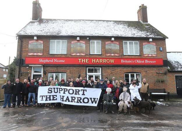 CAMRA national award recognises campaigners for saving 200-year-old pub