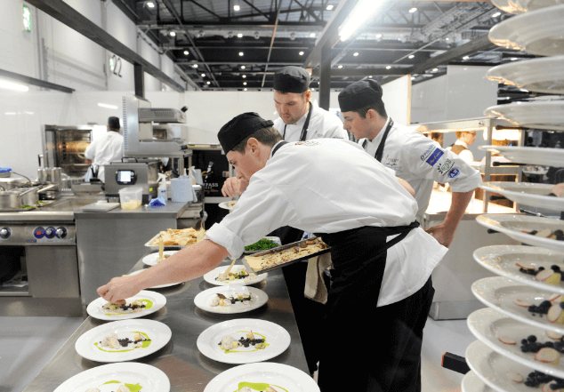 La Parade des Chefs at Hotelympia now open for bookings