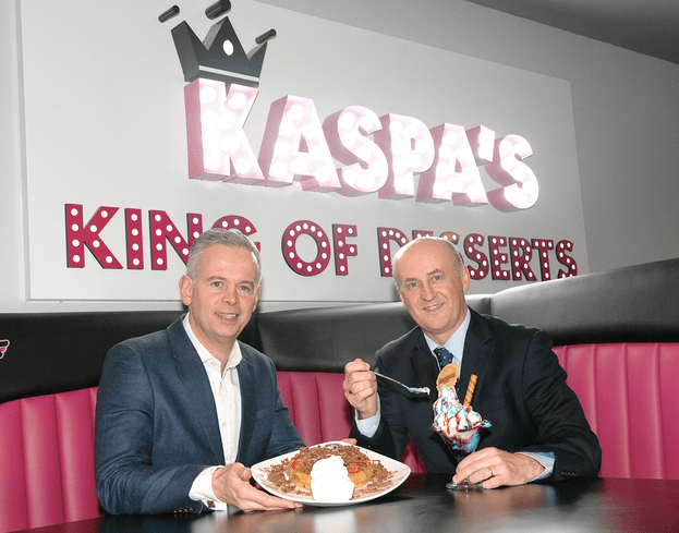 Optimum Group opens second Kaspa's Gelato