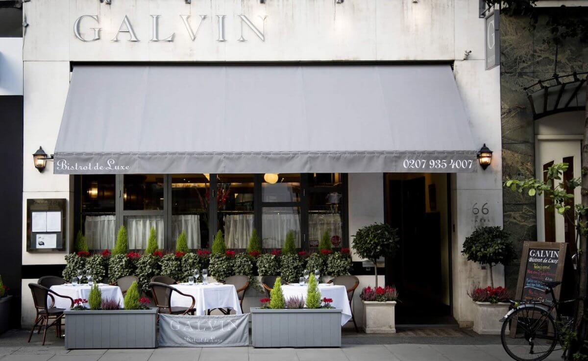 Galvin Restaurants to close Bistrot de Luxe ahead of new openings