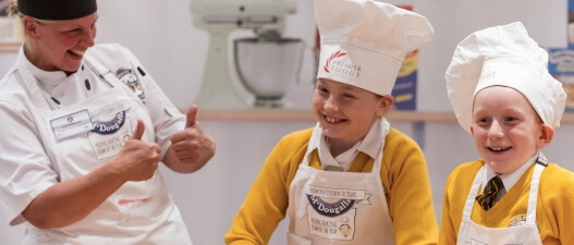Premier Foods schools baking competition returns with new rewards