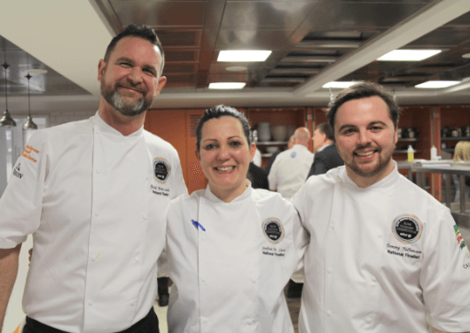Elior chefs raise bar again in Chef of the Year competition