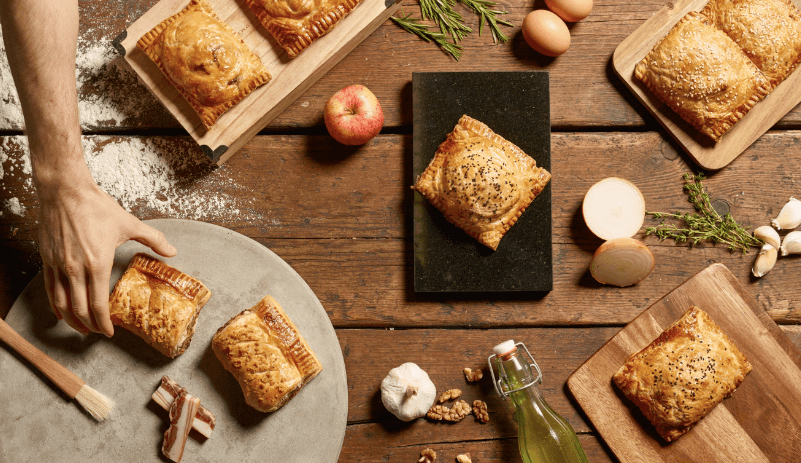 Deliveroo launches Treat Yo-Self bakery