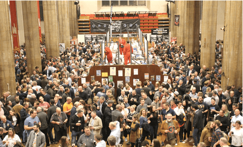 Beer & pub industry set to descend on Great British Beer Festival Winter