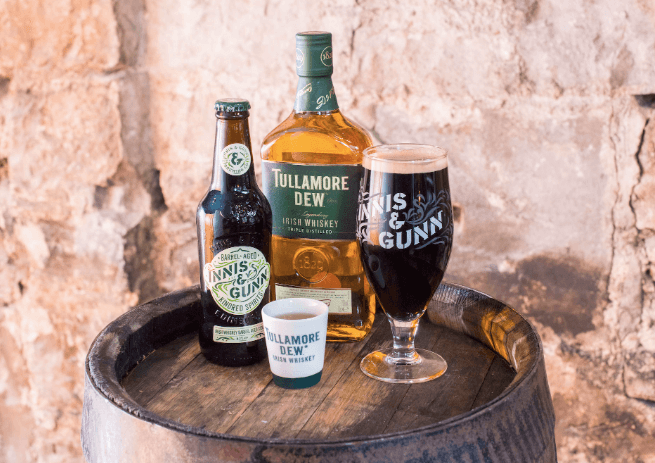 Innis & Gunn partners with whisky firm to launch new limited edition stout