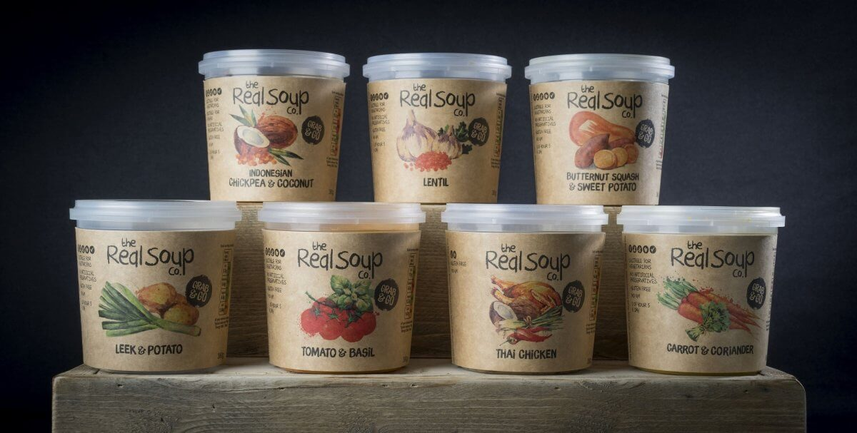 'People Living with Special Diets Shouldn't have to Suffer Inferior Choices' – Real Soup Co. Urges Caterers to Free Their Menus