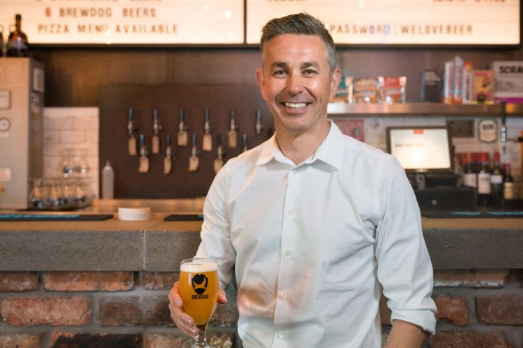 BrewDog turbocharges global expansion with new CFO appointment