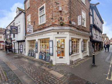 Popular York deli comes to market