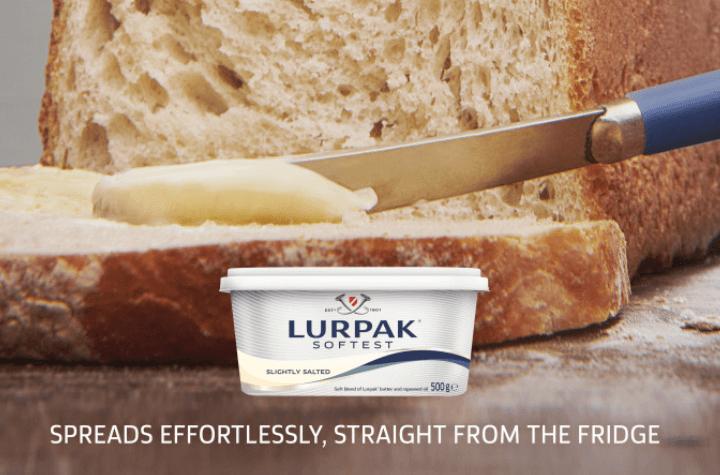 Lurpak combines taste & convenience for launch of Softest