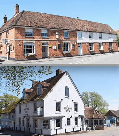 Suffolk Country Inns puts two pubs on market