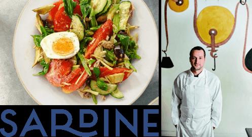 Sardine launches new weekend brunch menu