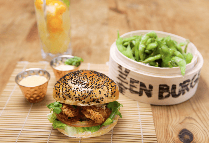 Yen Burger to launch in London's foodie heartland this month