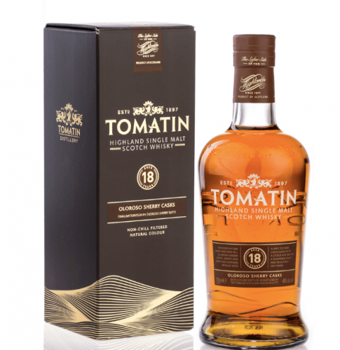 Tomatin turnover rockets by 25%