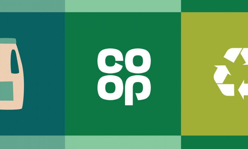 Co-op awarded for leading sector in recyclable plastics