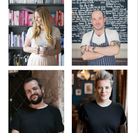 London's first 100% vegan pub to host taco series with guest chefs