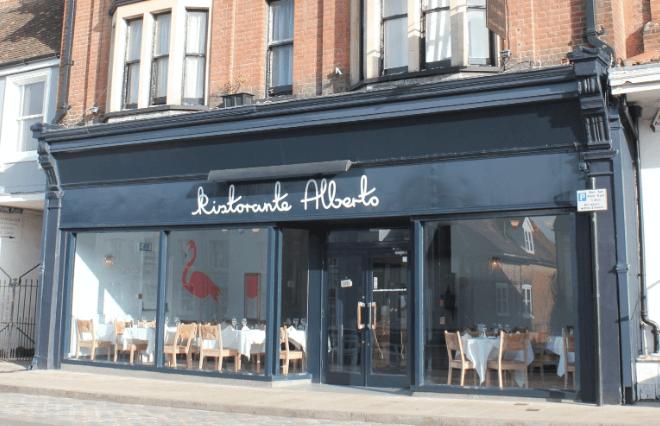 Hemel Hempstead restaurant comes to market