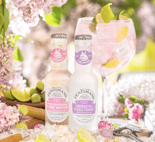 Fentimans launches two new tonics to meet increased demand
