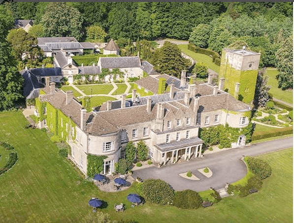 Cotswolds five star hotel & spa scoops two major awards