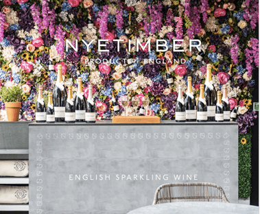Michelin-starred Angler pairs with Nyetimber for summer terrace