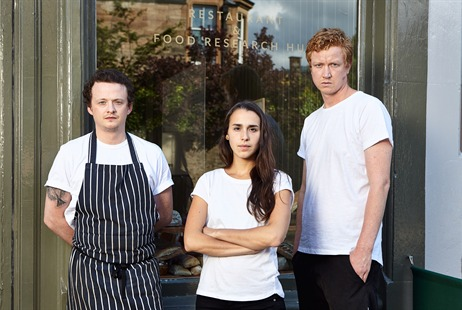 Edinburgh Food Studio to open first restaurant