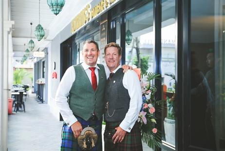 Scottish gin distillery opens Beijing's first gin bar