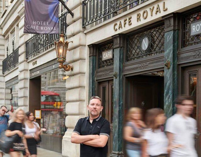 World's best pastry chef to open dessert restaurant at Hotel Cafe Royal
