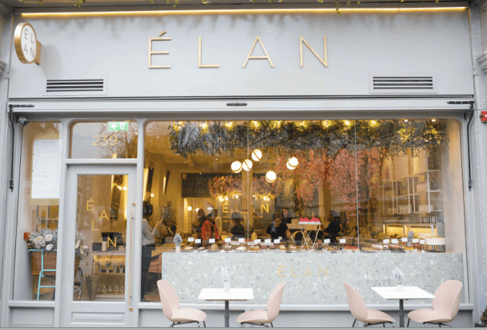 Elan Cafe to open third London site