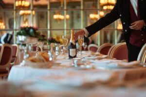 Nyetimber named Sparkling Wine of August by The Ritz