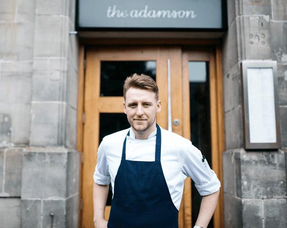 New head chef for award-winning St Andrews restaurant